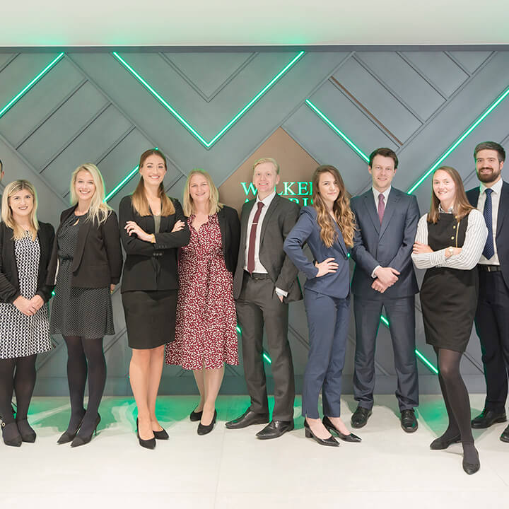 Newly Qualified Solicitors - September 2019