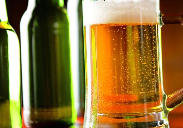 Beer,Pint & Bottles