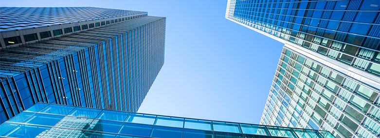 office_building_glass_blue_with_skyscrapers