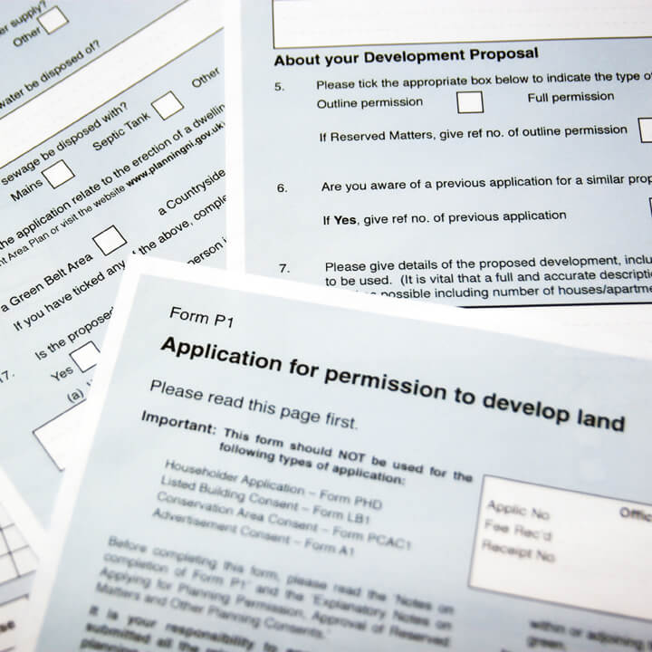 application_for_permission_to_develop_land