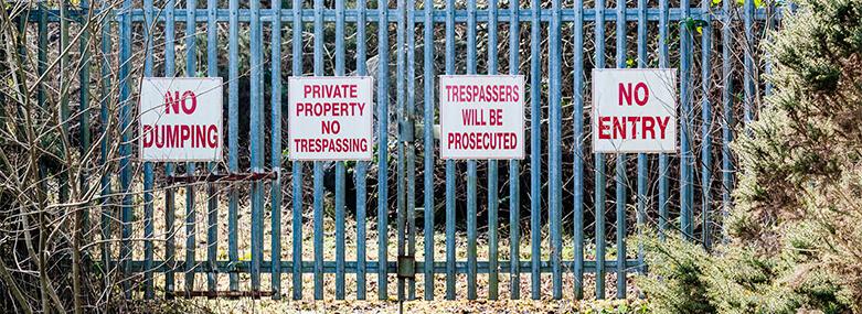 No_trespassing