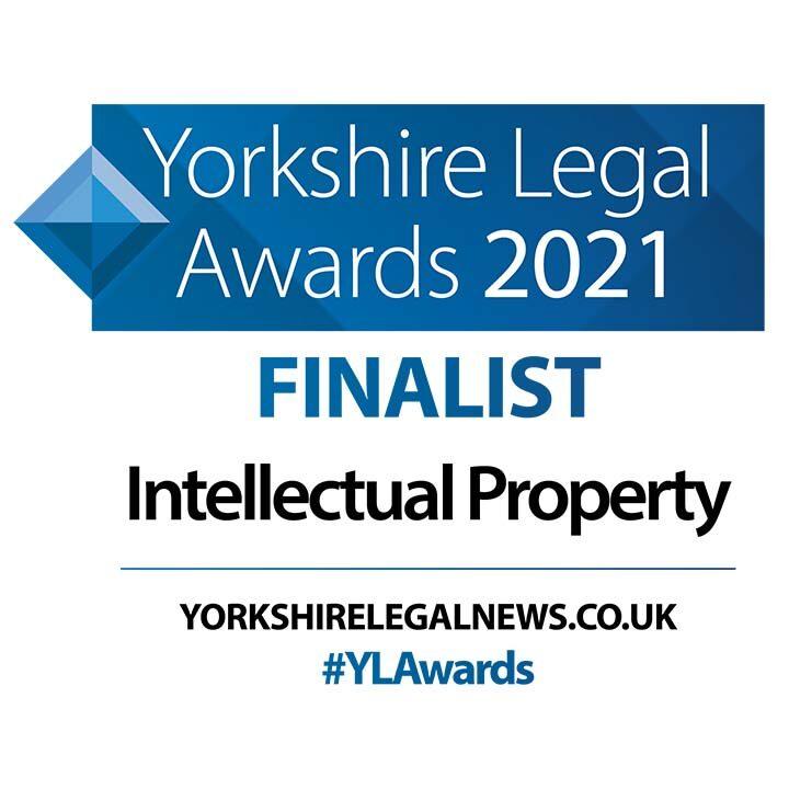 Yorkshire Legal Awards 2021 Finalist 720x720