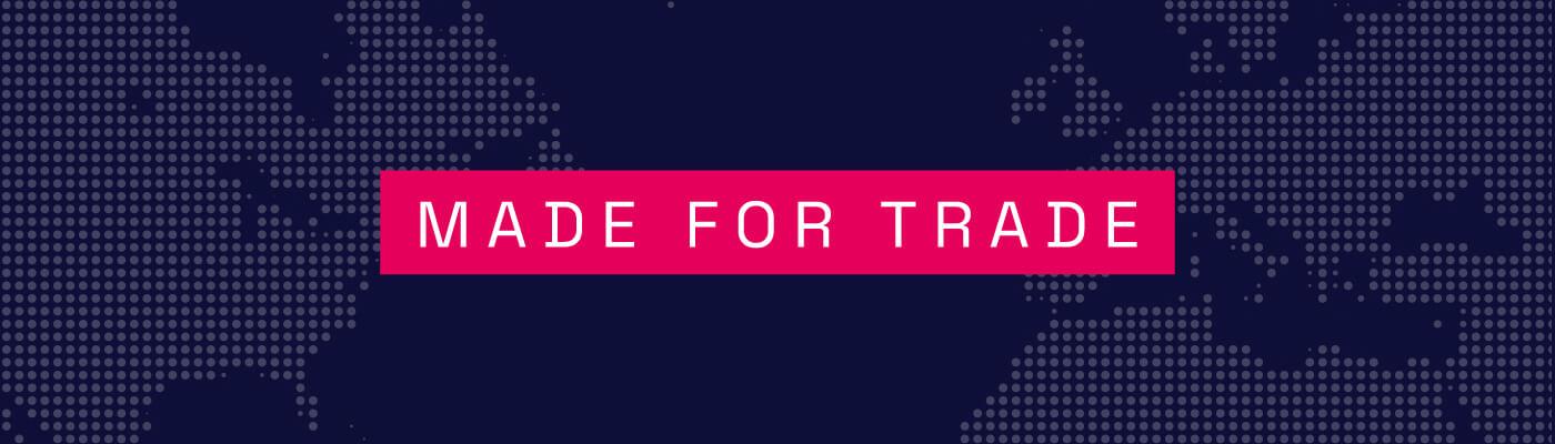 Made for Trade - International Trade Report Hero Image