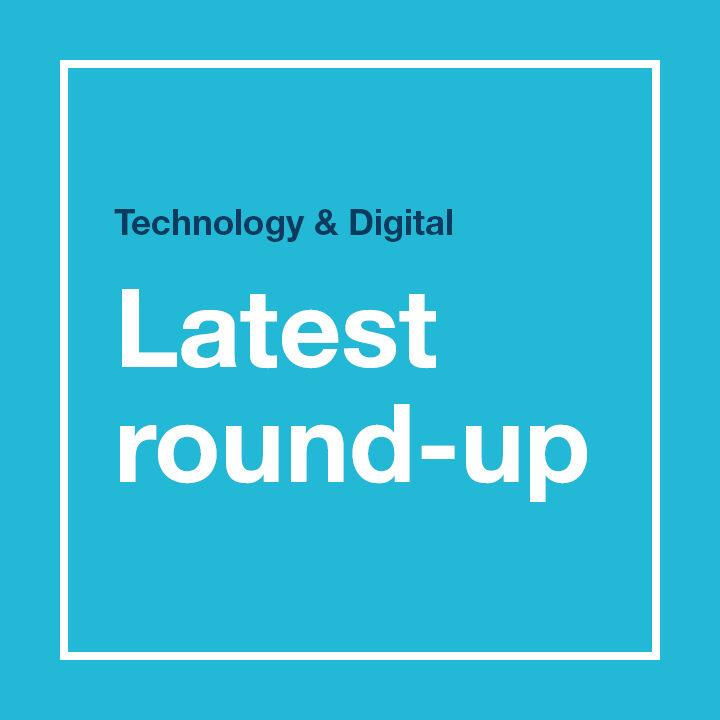 Technology & Digital Roundup square thumbnail